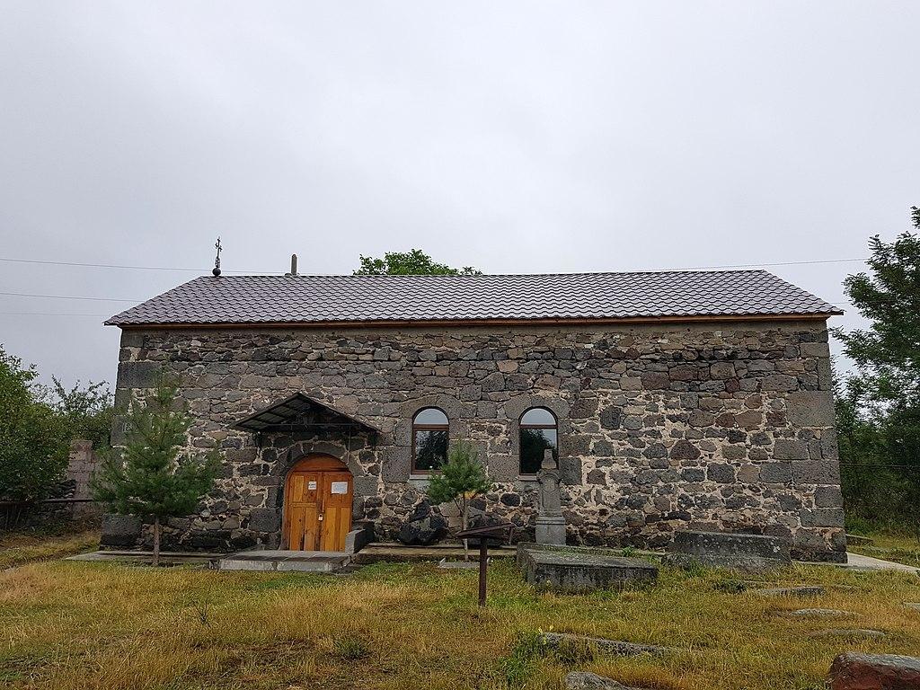 Սուրբ Աստվածածին եկեղեցի