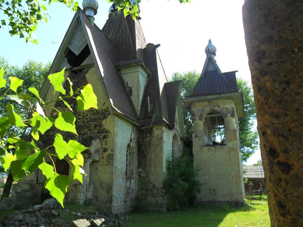 Սուրբ Նիկոլայ Հրաշագործ եկեղեցի
