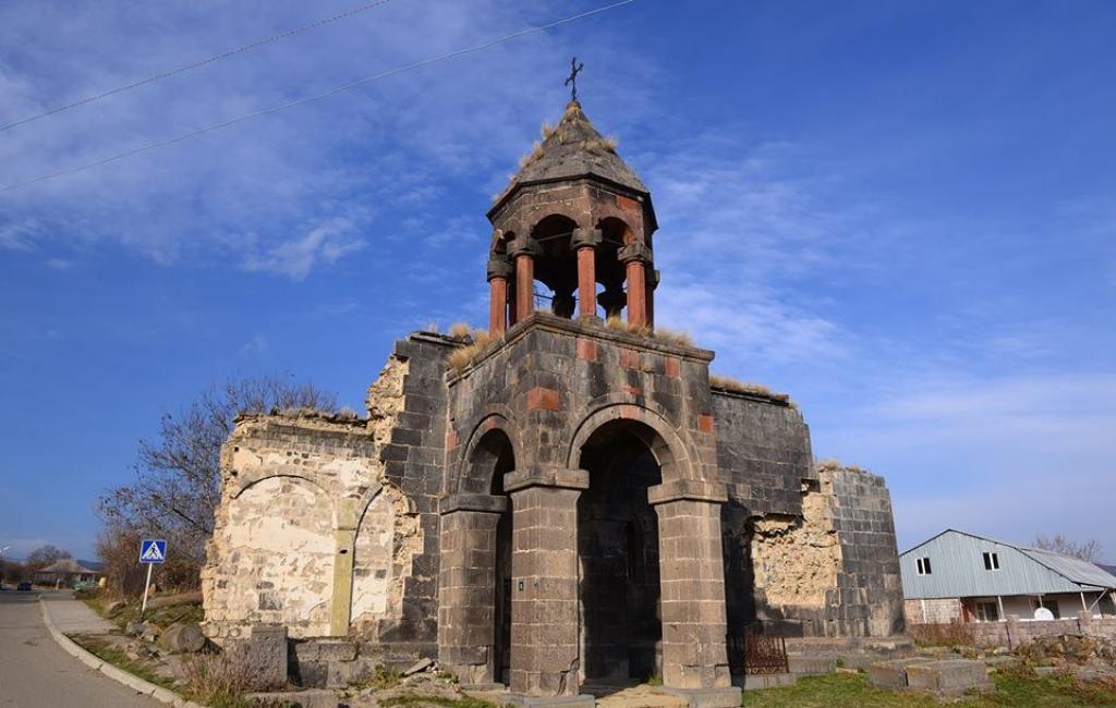 «Տորմակ» եկեղեցի (Տորմակադուռ, VI-րդ դար)